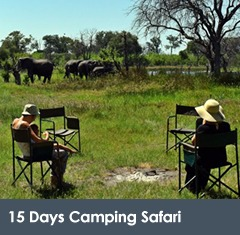15 Days Budget Uganda Safari