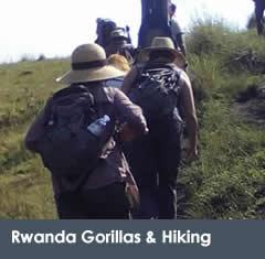 7 Days Rwanda Volcano Hiking
