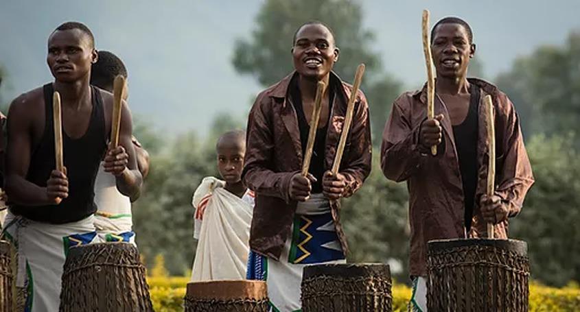 rwanda culture druming