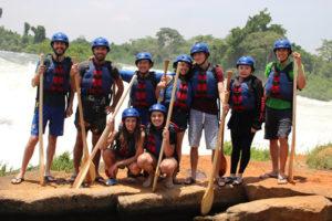 Whitewater rafting in Uganda Jinja nbsp» Inspire African Safaris