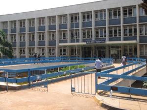 Kampala city visit