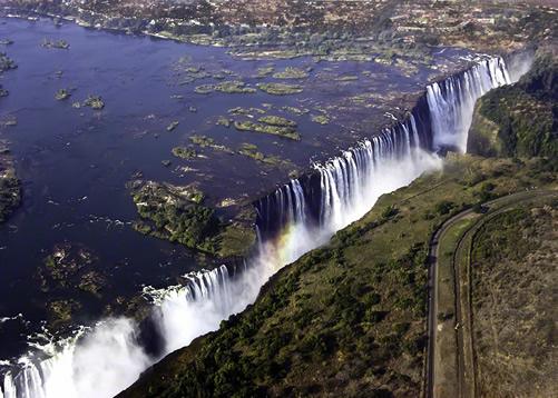 Victoria Falls in Zimbabwe  Facts, Attractions & Activities